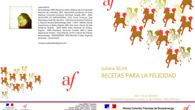 Juliana Silva y la manada del unicornio por Germán Toloza