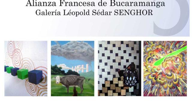 Nuevos espacios pictóricos 5 2011