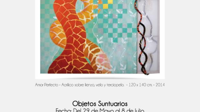 Una mirada alegórica al objeto suntuario por Martín Camargo