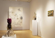A Cabinet of Curiosities Exhibition / Exposición Gabinete de Curiosidades