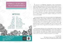 Materiales, decepciones y malos comportamientos por Juliana Silva 2017